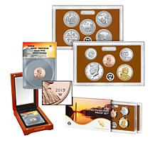 2019 United States Mint Clad Proof Set and PR69  Lincoln Penny