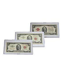 3-piece $2 Legal Tender Red Seal Note Set