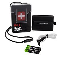 911 Help Now Emergency Communicator with Extra Lanyard