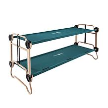 Adults' 2-piece 3-in-1 Portable Bunk-Style Cots