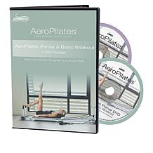 AeroPilates Primer and Basic Workout 2-DVD Set
