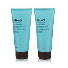 AHAVA Sea-Kissed Deadsea Mineral Hand Cream Duo