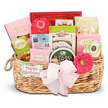 Aldercreek Birthday Basket of Treats
