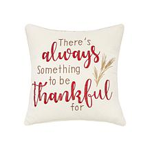 Always Thankful Pillow