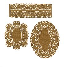 Anna Griffin® 6-piece Lace Edge Die Set