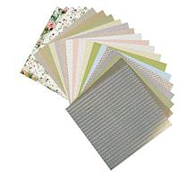 """Anna Griffin® Basket 12"""" x 12"""" Double-Sided Card Stock"""