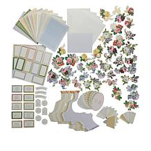 Anna Griffin® Basket Pop-Up Card-Making Kit
