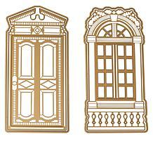 Anna Griffin® Door and Window Slimline Cutting Dies