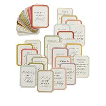 Anna Griffin® Flat Die-Cut Sentiment Stickers