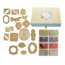 Anna Griffin® Impression Dies Finishing School Craft Box