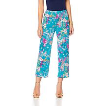 """Antthony """"Color Fusion"""" 2-pack Crop Pant"""