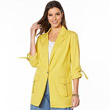 """Antthony """"Dream in Color"""" Jacket with Pockets"""