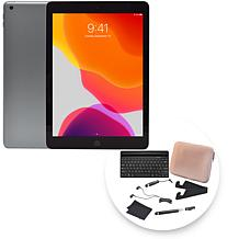 "Apple iPad® 10.2"" Tablet with Keyboard and Accessories"