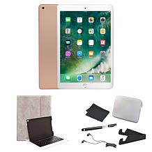 """Apple iPad® 9.7"""" Wi-Fi Tablet w/Bluetooth Keyboard & Accessories"""