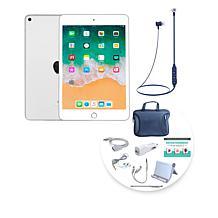 """Apple iPad Mini 5® 7.9"""" Tablet with Sleeve & Earbuds"""