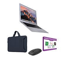 Apple MacBook Air® Laptop Bundle with Case, Mouse and Software