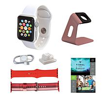Apple® Series 3 Sport Watch Bundle with Tidal and Workout Voucher