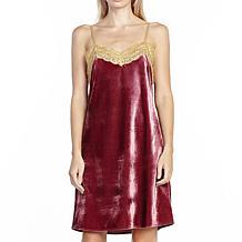 Aratta Without You Velvet Mini Dress