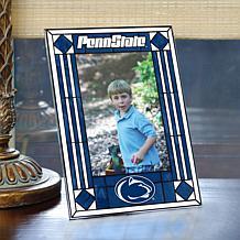 Art Glass Team Photo Frame - Penn State - College