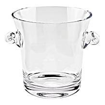 "Badash Chelsea Mouth-Blown European Ice Bucket 6.5""H"