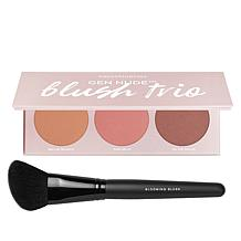 bareMinerals® Gen Nude™ Powder Blush Palette with Brush