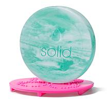 beautyblender® Chill Swirl Travel Friendly Solid Cleanser