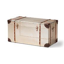 Bechet Metal Storage Trunk