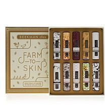 Beekman 1802 Goat Milk Lip Balm 10-piece Set