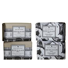 Beekman 1802 Vanilla/Oats 4-piece Bar Soap Combo Pack