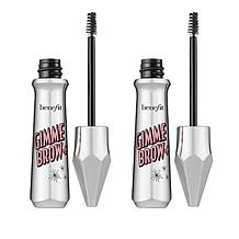 Benefit Cosmetics Gimme Brow+ Golden Blonde Brow Volumizing Gel Duo