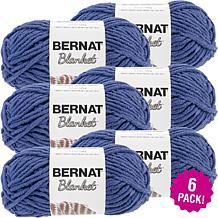Bernat Blanket Yarn 6-pack - Navy