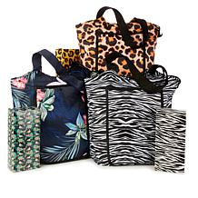 BetterTotes Set of 3 Insulated Foldable Bags