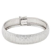 Bianca Milano Sterling Silver Cleopatra Bracelet