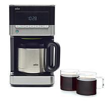 Braun BrewSense 10-Cup Drip Coffee Maker