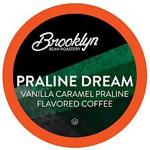 Brooklyn Beans Praline Dream Coffee Pods for Keurig 2.0 K-Cup