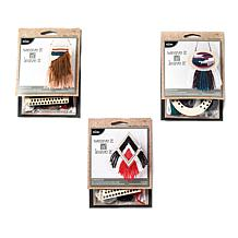 Bucilla Weave It and Leave It 3-pack Weaving Kit #1