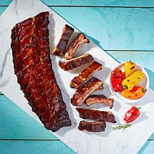 Burnt Finger BBQ 2 1.75lb. Packs of Baby Back Ribs in Sauce Auto-Ship®