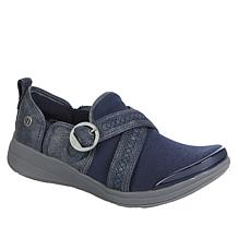 Bzees Indigo Washable Slip-On Shootie