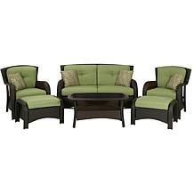 Cambridge Corolla 6-Piece Lounge Set
