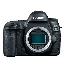 Canon EOS 5D Mark IV DSLR Camera Body with 16GB SD Card and More