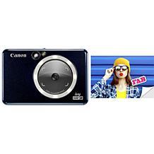 Canon IVY CLIQ+2 Instant Camera Printer - Midnight Navy