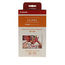Canon Selphy Color Ink Cartridge and Photo Paper Set - Auto-Ship®