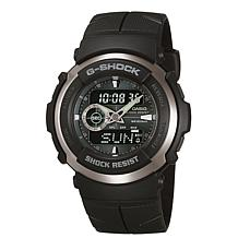 Casio Men's G-Shock Black Analog-Digital Watch