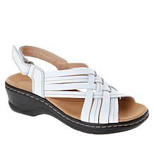 Clarks Collection Lexi Carmen Leather Sandal