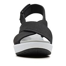 82a059724360 ... CLOUDSTEPPERS by Clarks Step Cali Cove Wedge Sandal ...