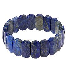 Colleen Lopez Faceted Gemstone Stretch Bracelet
