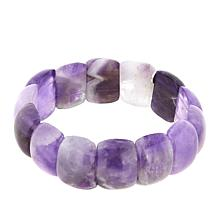 Colleen Lopez Opaque Gemstone Stretch Bracelet