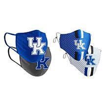 Colosseum Collegiate NCAA Team Logo Face Covering 4-Pk - Kentucky