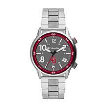 Columbia Men's Outbacker Oklahoma Stainless Steel Bracelet Watch