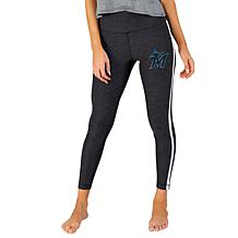 Concepts Sport Officially Licensed MLB Ladies Legging - Marlins